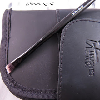 it brushes for ulta liner - the beauty puff