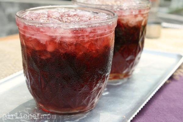 Irish Cobbler Cocktail   www.girlichef.com
