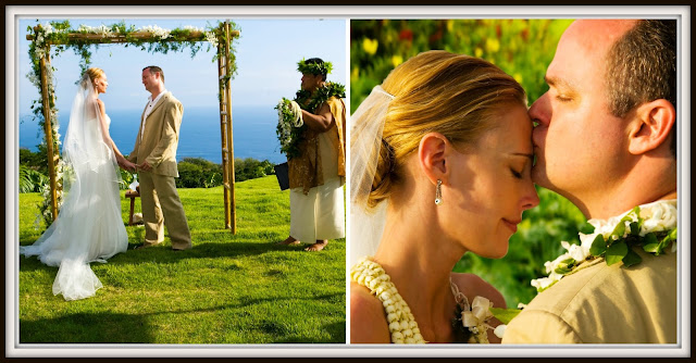 Real Wedding Hawaii