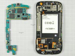 Komponen Samsung Galaxy S III