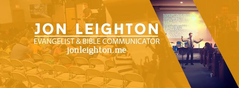 Evangelist Jon Leighton