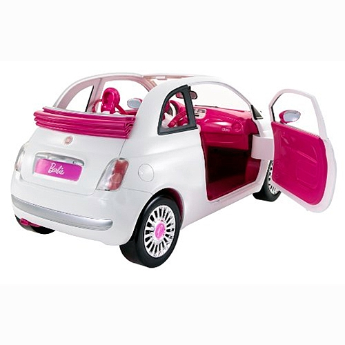 ken doll barbie e o seu fiat 500. Black Bedroom Furniture Sets. Home Design Ideas