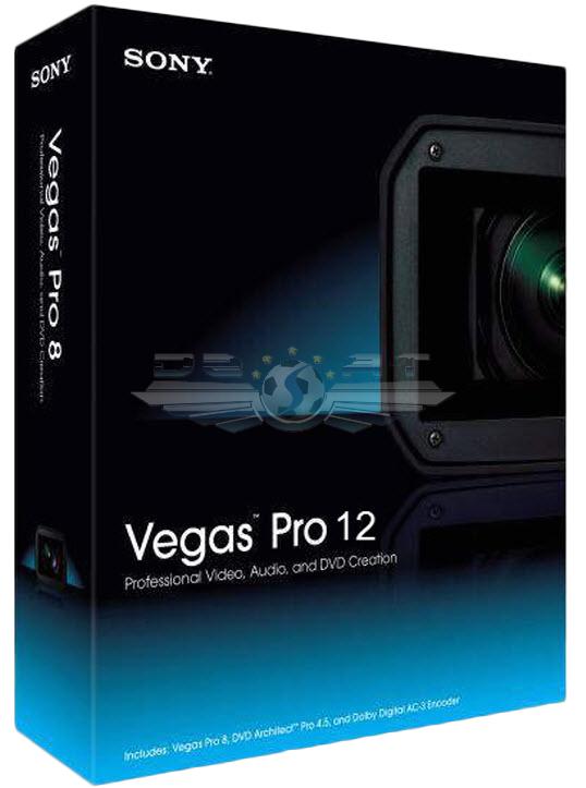 عملاق المونتاج الرائع Sony Vegas Pro Full 12 بنسخته الأخيرة والرسمية من شركة سوني
