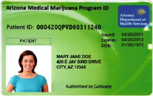 how to become a medical marijuana caregiver in arizona