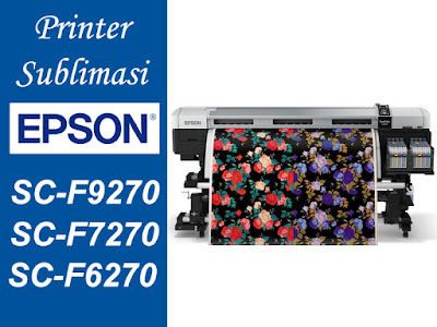 Printer Epson Sure Color F-series terbaru