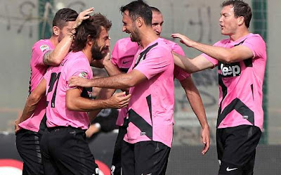 Hasil dan Cuplikan Video Gol Siena vs Juventus 1-2