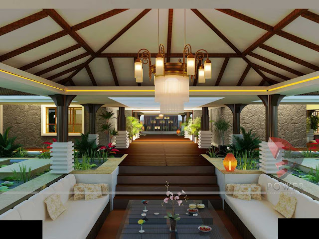 3d architectural interior view,3d architecture animation