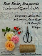 Corso di decorazione floreale 5 ottobre