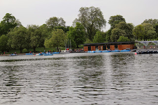 Serpentine Londres Hyde Park