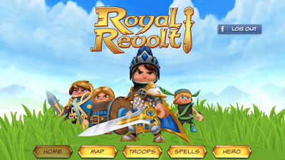 Royal Revolt game for Android