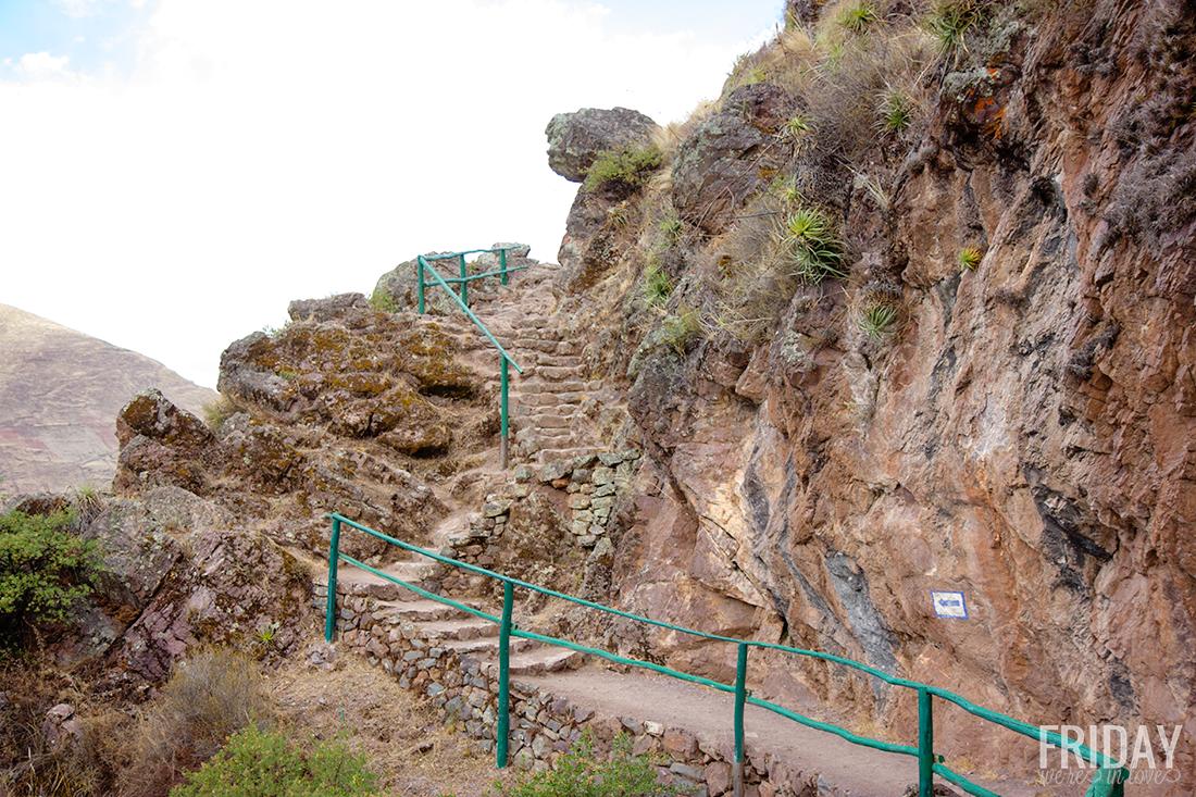 Pisac Ruins Heights