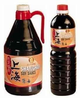 Shanghai Premium soy sauce