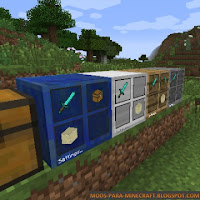 Gear Swapper Mod para Minecraft 1.7.10