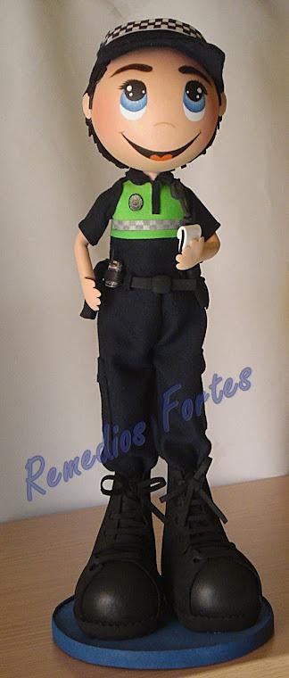 Marcos policía Local