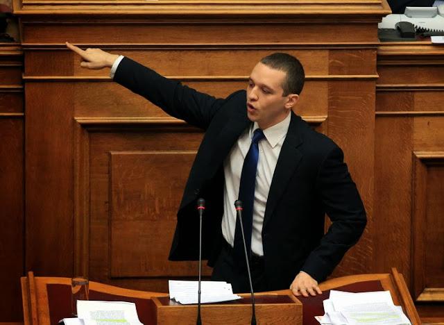 """Ανακοίνωση Χρυσής Αυγής για το 3ο μνημόνιο: """"Ο Τσίπρας υπέγραψε το οριστικό ξεπούλημα της Ελλάδος"""""""