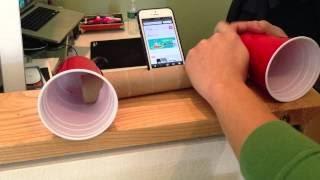 Loa smartphone tự chế