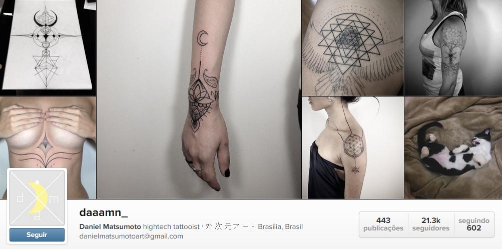 daaamn_ instagram tatuador