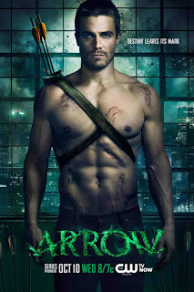 arrow poster Download Arrow   1ª e 2ª Temporada RMVB Legendado