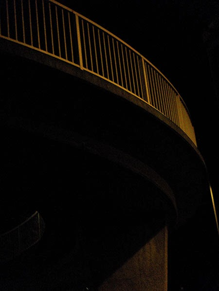 bridge, darkness, urban photography, contemporary, photo, art