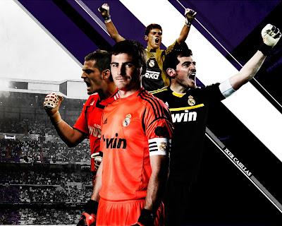 New Casillas wallpaper HD 2013 - 2014