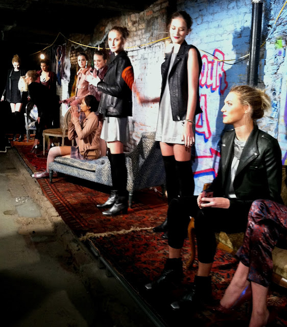 Rock & Roll with VEDA Fall/Winter 2012 Collection