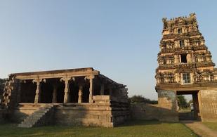 Candi Seeyamangalam Pallava, Chennai - India