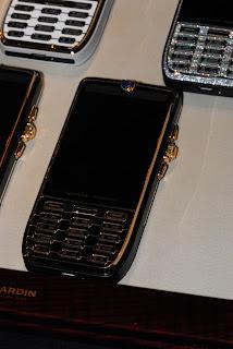 téléphone portable Ulysse Nardin Chairman