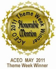 May Theme Week - Honorable Mention