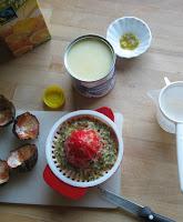 Zubereitung Brasilianische Maracuja-Creme (Passionsfruchtcreme