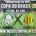 Palmeiras x Sampaio Corrêa - 21h50 - Copa do Brasil - 12/05/15