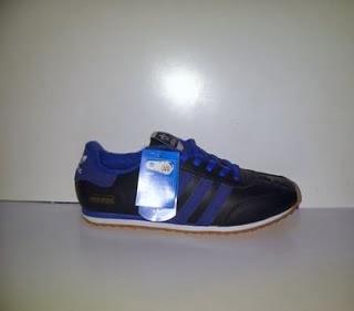 supplier Sepatu Adidas Italy hitam biru,Sepatu Adidas Italy grosir,