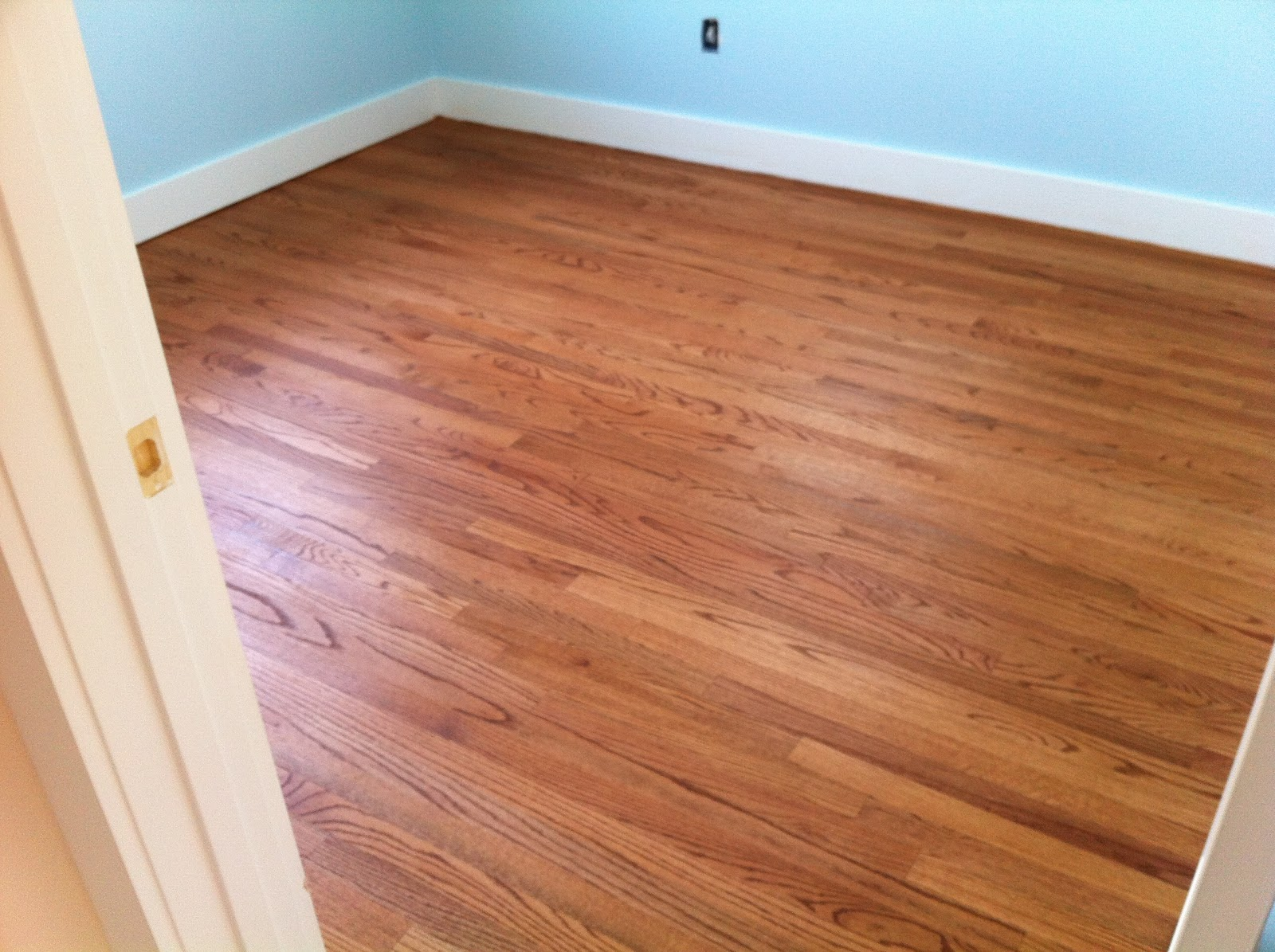 Finished Plywood Flooring ~ Crossroads on crosswoods catching up