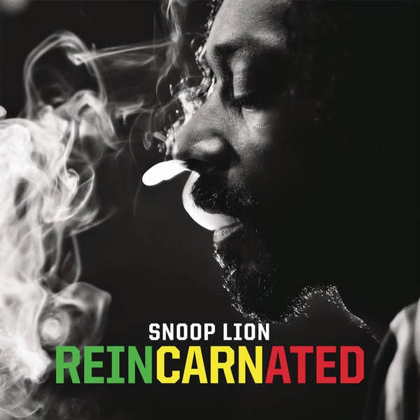 Snoop Lion - Reincarnated (Deluxe Version) Cover