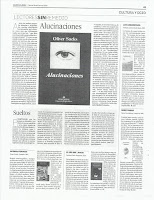 Nuestra página del Diario de Jerez