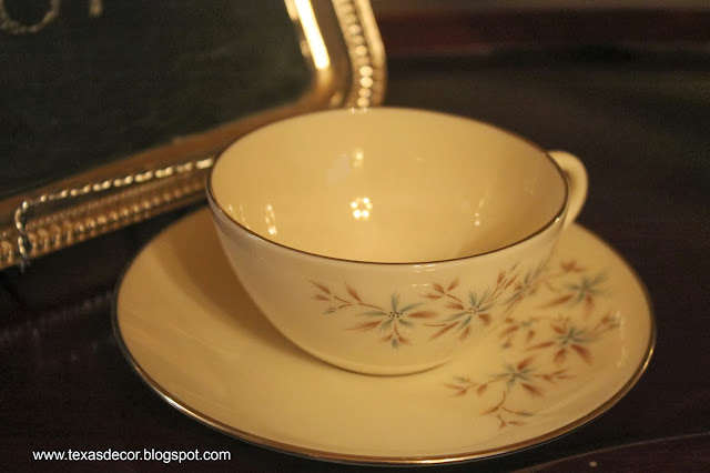wyndcrest china pattern