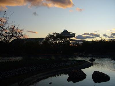 三重県・なばなの里・アイランド富士