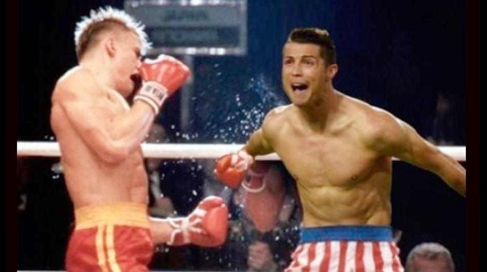 Memes Cristiano Ronaldo