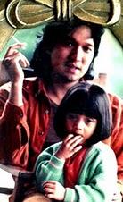 Chikita Fawzi & Ikang Fawzi Ayahnya