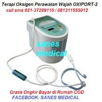 http://sanesmedical.blogspot.com/2013/05/Terapi-Oksigen-untuk-Perawatan-Wajah-dan-Rahasia-Kecantikan-Alami-Wanita-OXIPORT-2.html