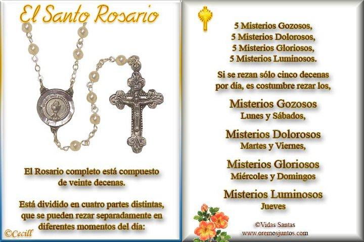 hermanos rosario letra: