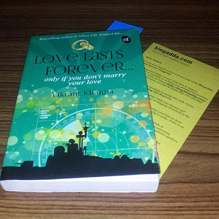 Love Lasts Forever - Review Copy By BlogAdda