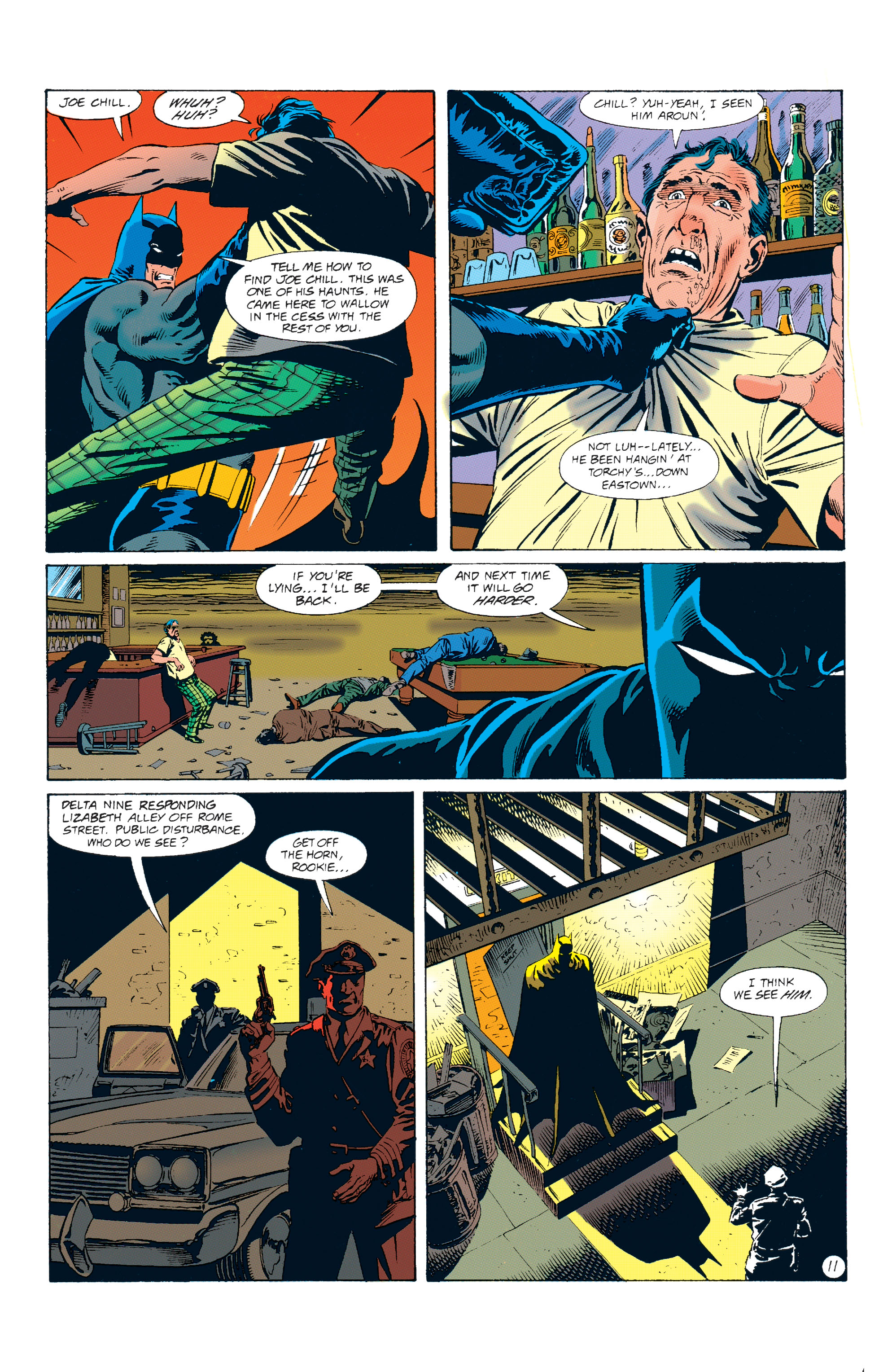 Detective Comics (1937) Issue #678 Page 12