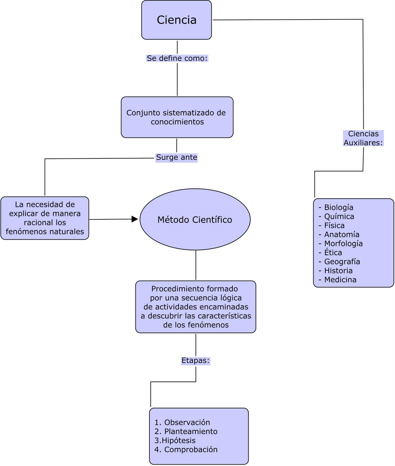Ciencias De La Salud 1: MAPA CONCEPTUAL ENFOQUE