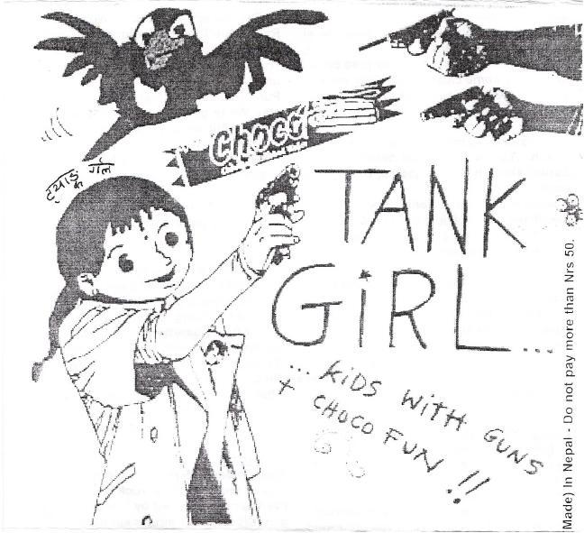 Tank Girl - Kids With Guns + Choco Fun (2005) ~ Musical ...