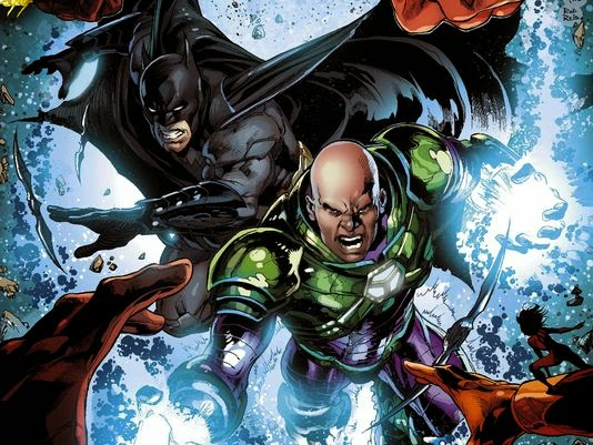 batman lex luthor dc comics forever evil warner bros batman v superman dawn of justice justice league