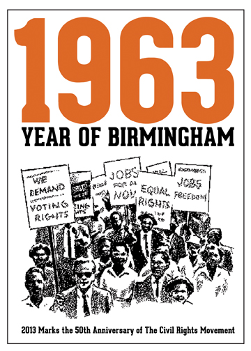 Year of Birmingham logo