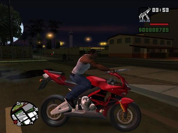 Mods de Grand Theft Auto: San Andreas - Grand Theft Auto