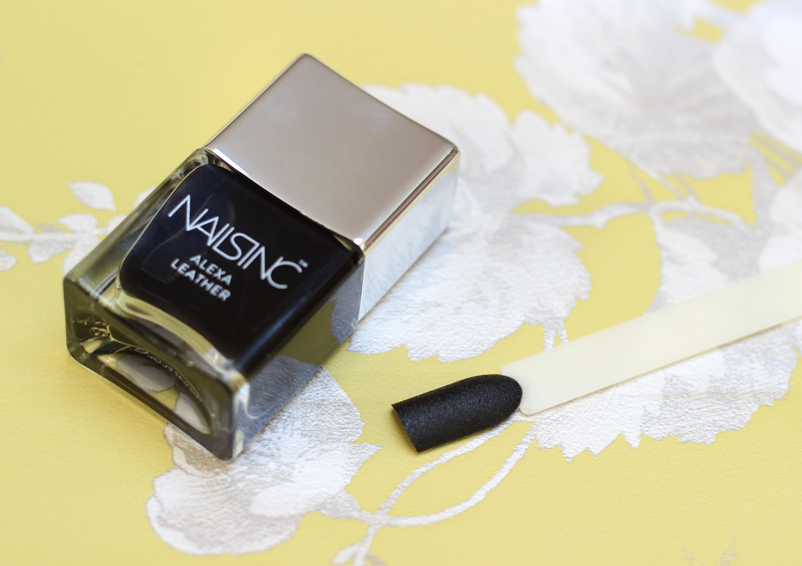 Nails Inc Alexa Leather Review