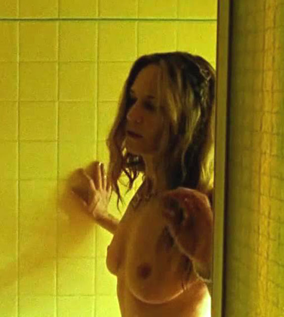 Holly hunter nude shower