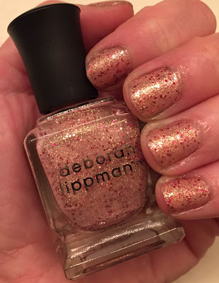 Deborah Lippmann, Deborah Lippmann Mermaid's Kiss, nails, nail polish, nail lacquer, nail varnish, manicure